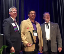 """Nichols award crop - CONSTANT WATER Endorsed by PipeTechs Plumbing and Technologies Owner and PHCC """"Safety First"""" Contractor of the Year"""