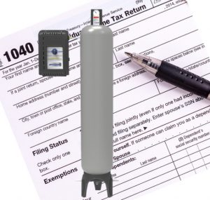 CW and IRS Form 300x285 - Constant Water's Emergency Water Systems Qualify for IRS Tax Deduction