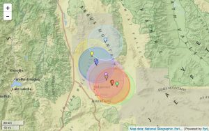 Screenshot 2019 07 25 Earthquakes in Ridgecrest California United States Most Recent 300x188 - California Earthquakes Hit With No Warnings