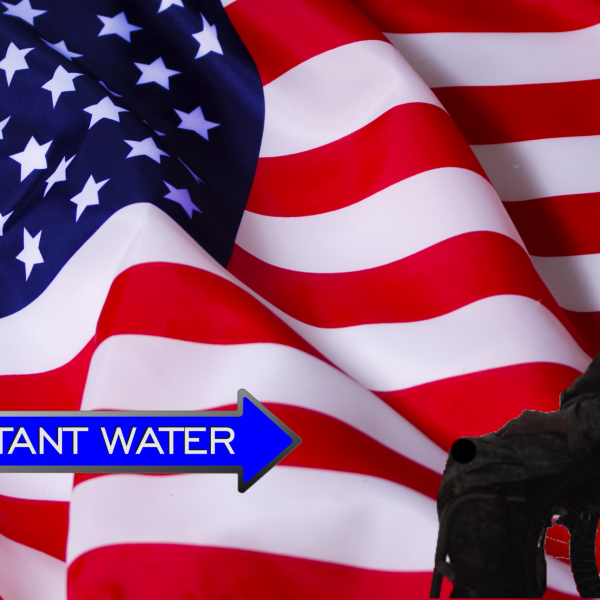 Disabled veterans eligible for water security systems